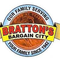 Bratton's Bargain City