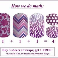 Jamberry Nails Independent Consultant Cristal Whyte