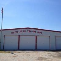 South Lee County Volunteer Fire Dept.