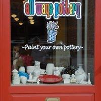 All Ways Pottery