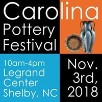Carolina Pottery Festival