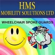 Wheelchair Spoke Protectors