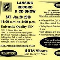 Lansing Record & CD Show