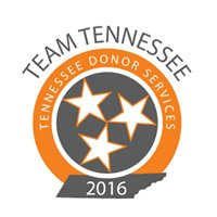 Tennessee Donor Services Team Tennessee