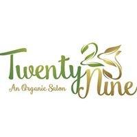 TwentyNine - an organic salon