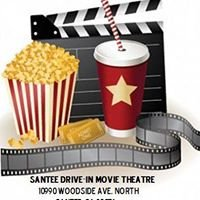 Santee Drive-In Movie Theatre