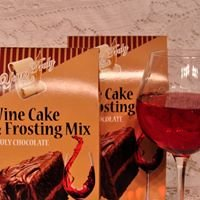 Yours Truly Foods Wine Cake Mixes