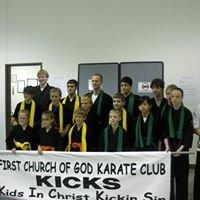 K.I.C.K.S martial arts