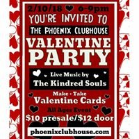 The Phoenix Clubhouse
