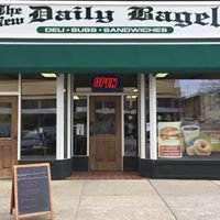 The New Daily Bagel