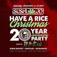 Sushi Jo - Juno Beach
