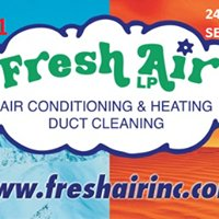 Fresh Air LP, Air Conditioning and Heating