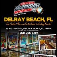 Silverball Pinball Museum Delray Beach