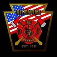 Roanoke Volunteer Fire Dept.