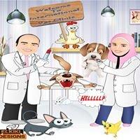 International vet clinic