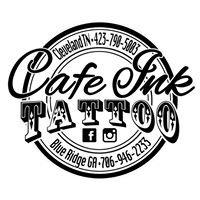 Cafe Ink Tattoo - Blue Ridge, GA.