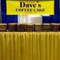 Dave's Coffee Cake