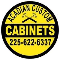 Acadian Custom Cabinets