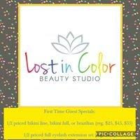 Lost In Color Beauty Studio