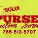 Pursel Auction Service