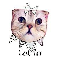 แมวฟิน cat fin design