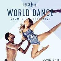 Dance NOW Miami World Dance Summer Intensive