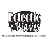 Eclectic Waves inside Sola Salons