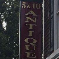 5 & 10 Antique Market