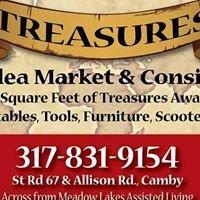 Treasures Indoor Flea Market & Consignment