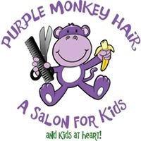 Purple Monkey Hair. A Salon for Kids, and Kids at Heart.