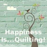 Happiness Is Quilting