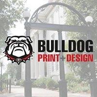 Bulldog Print + Design