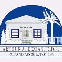 Dr. Arthur A. Kezian DDS  and Staff