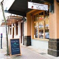 Encore Chocolates & Teas + Just Northwest