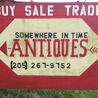 Alabaster Somewhere In Time Antiques