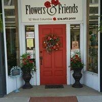 Flowers & Friends, Flora