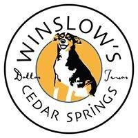 Winslow's Cedar Springs