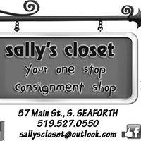 Sally's Closet