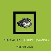Toad Alley Picture Framing