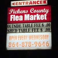 Pickens County Flea Market