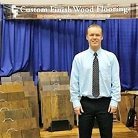 Custom Finish Wood Flooring