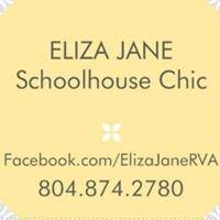 Eliza Jane: Schoolhouse Chic