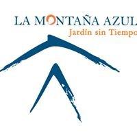 La Montaña Azul  -  Jardín sin Tiempo
