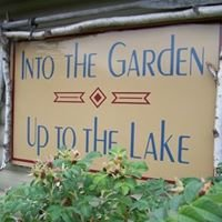 Into The Garden Up To The Lake