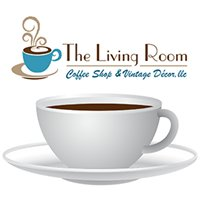 The Living Room Coffee Shop & Vintage Decor