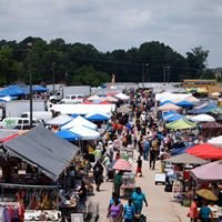 Peachtree Peddlers Flea Market and Peachtree Antique Centre