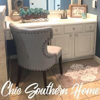 Chic Southern Home
