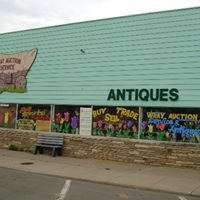 Wray Auction Service and Antique Shop