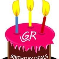 GR Birthday Deals
