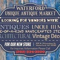 Waterford Unique Antique Market